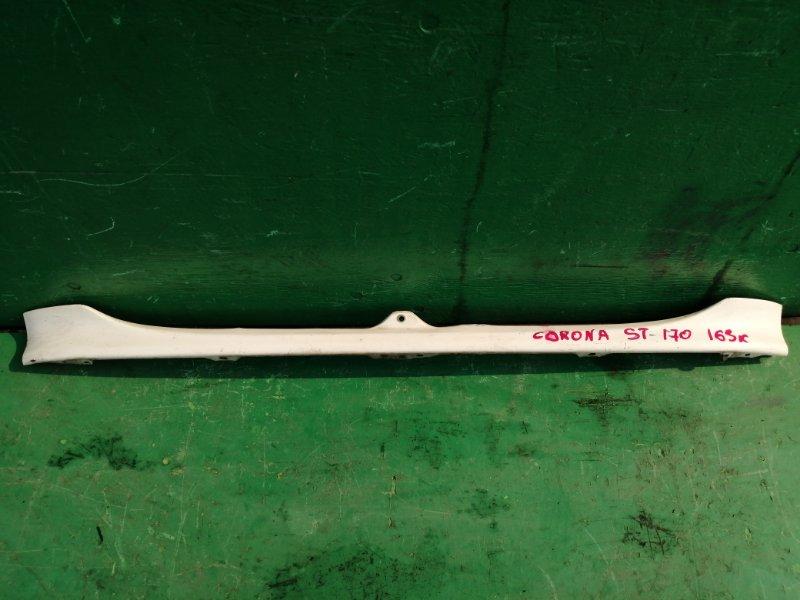Планка под фары Toyota Corona ST170 (б/у)
