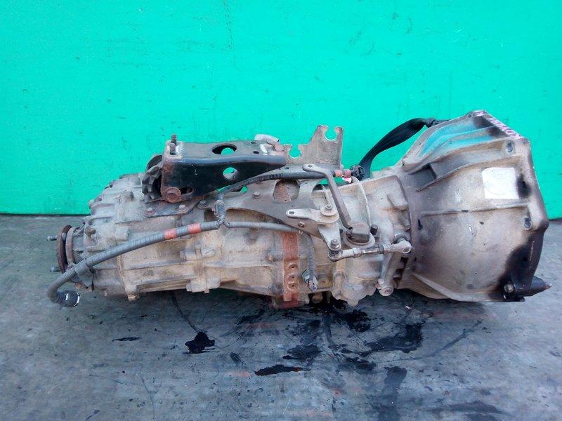 Мкпп Toyota Dyna KDY281 (б/у)