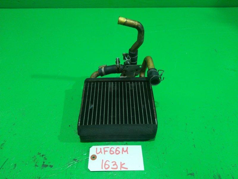Радиатор печки Mazda Proceed UF66M (б/у)