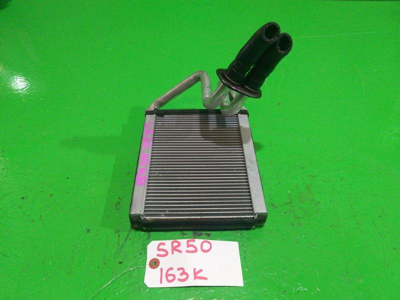 Радиатор печки Toyota Noah SR50 (б/у)