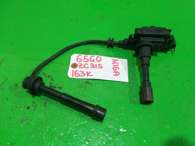 Катушка зажигания Suzuki Swift ZC31S M16A (б/у)