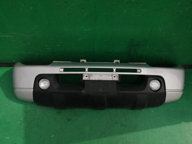 Бампер Suzuki Jimny JB23W передний (б/у)
