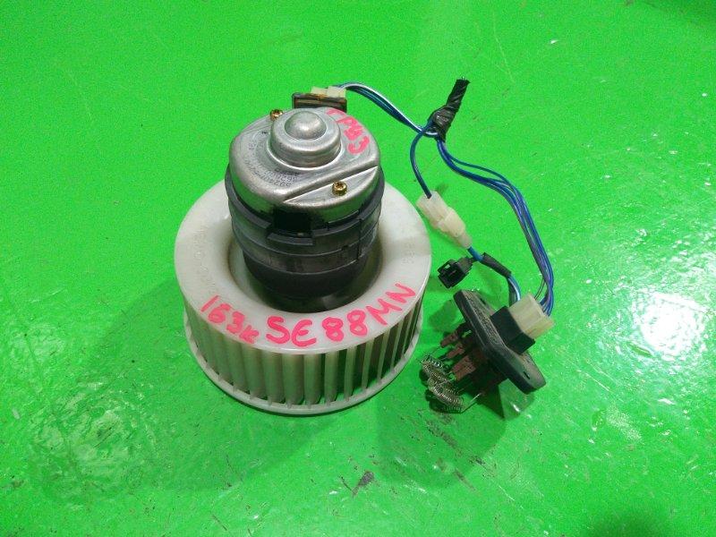 Мотор печки Mazda Bongo SE88MN (б/у)