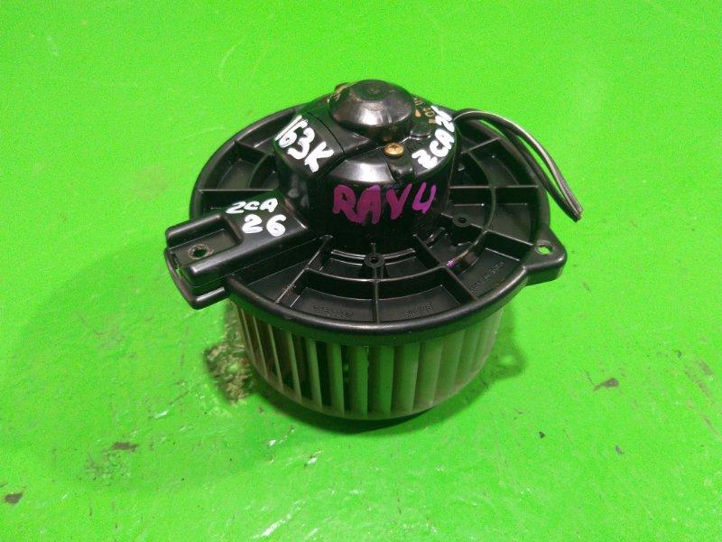 Мотор печки Toyota Rav4 ZCA26 (б/у)