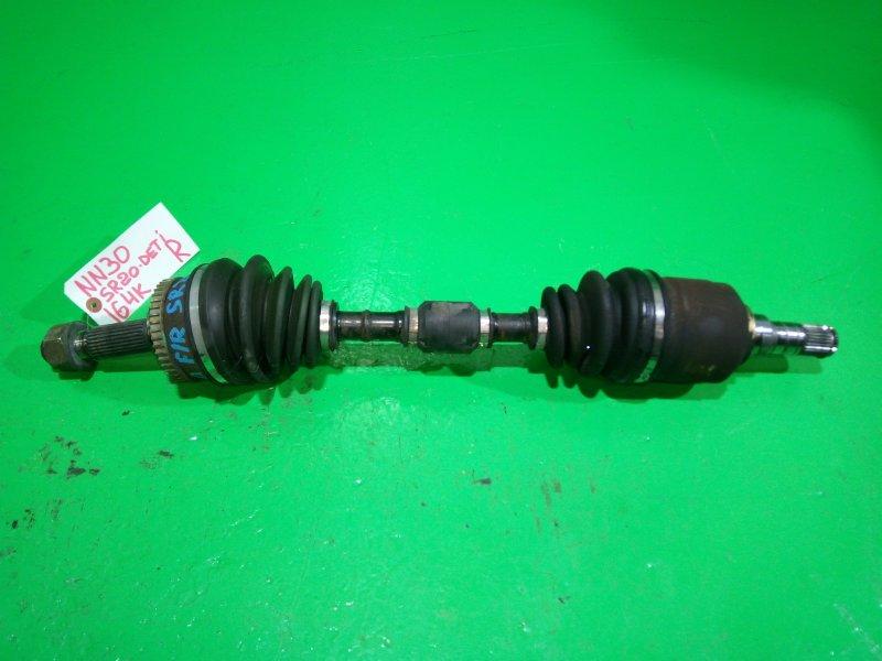Привод Nissan Rnessa NN30 SR20-DETI передний правый (б/у)