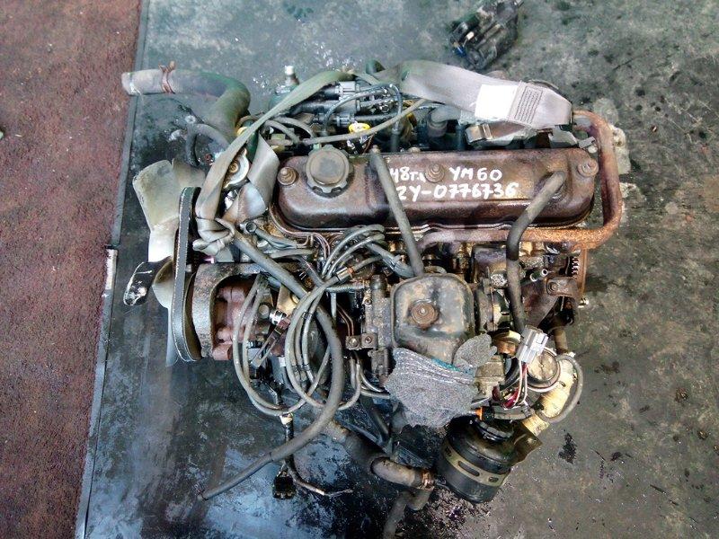 Двигатель Toyota Lite Ace YM60 2Y 1993 (б/у)