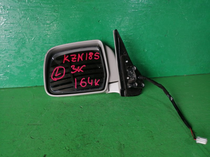 Зеркало Toyota Surf KZN185 левое (б/у)