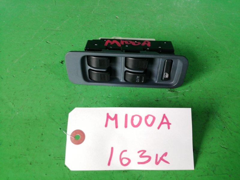 Блок упр. стеклоподьемниками Toyota Duet M100A передний правый (б/у)