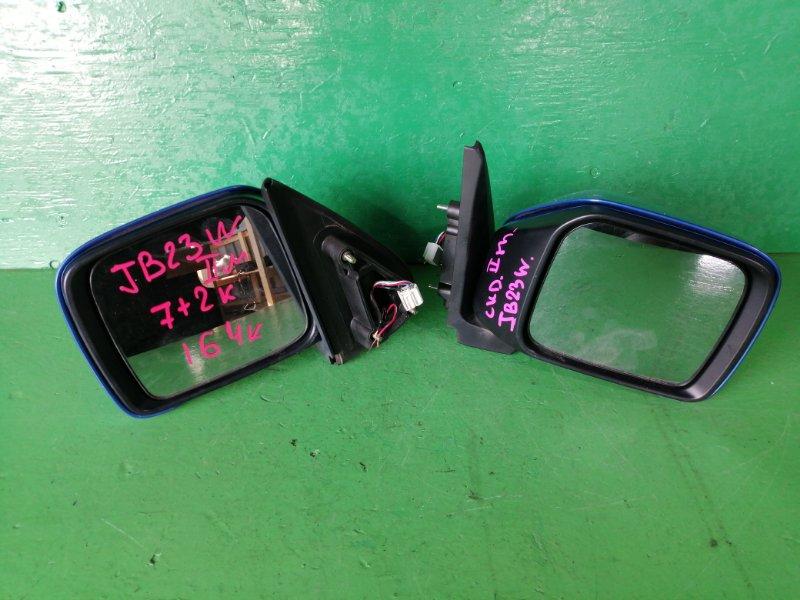 Зеркало Suzuki Jimny JB23W (б/у)