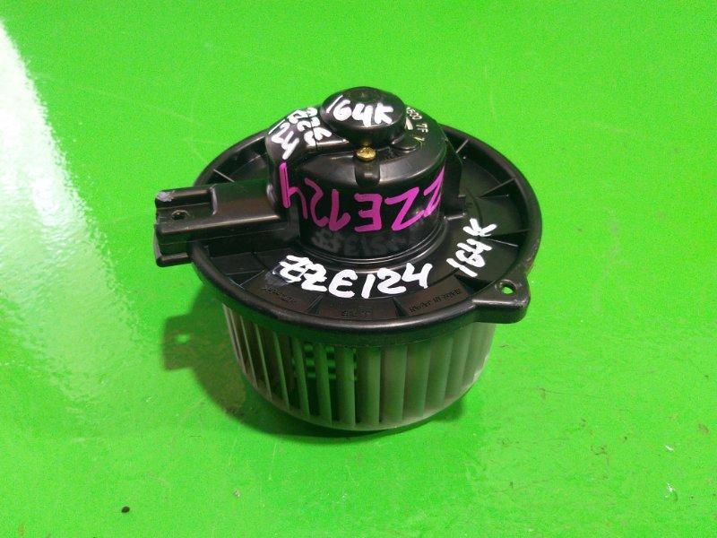 Мотор печки Toyota Fielder ZZE124 (б/у)