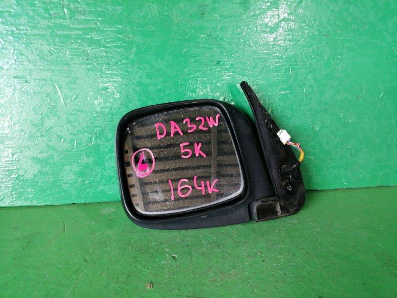 Зеркало Suzuki Every DA32W левое (б/у)