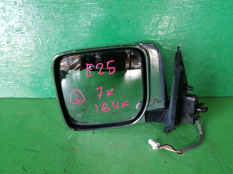 Зеркало Nissan Caravan E25 левое (б/у)
