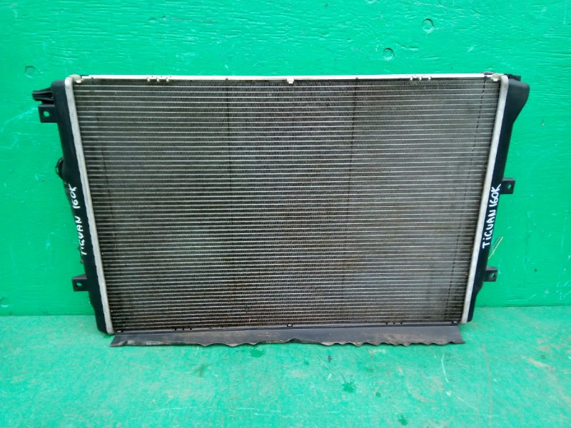 Радиатор основной Volkswagen Tiguan 5N1 (б/у)