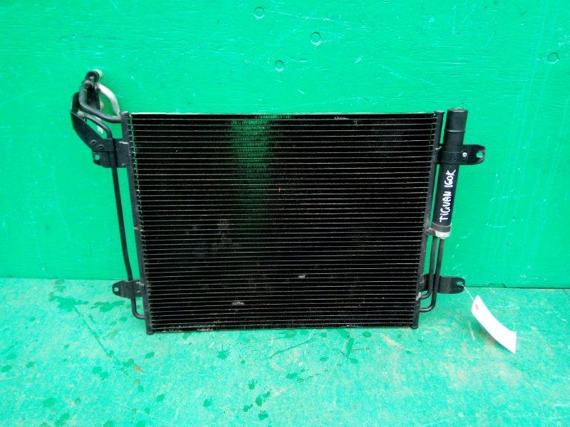 Радиатор кондиционера Volkswagen Tiguan 5N1 (б/у)