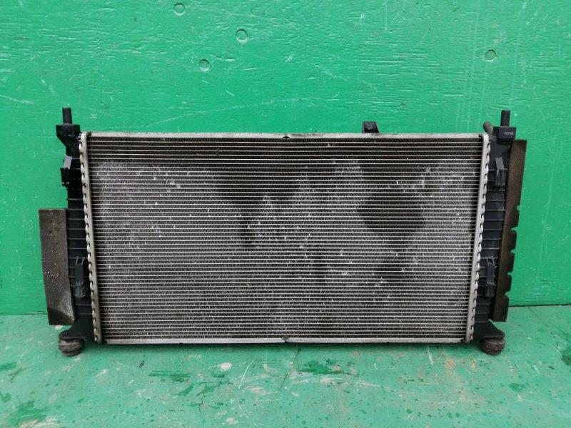 Радиатор основной Mazda Axela BLEFP (б/у)
