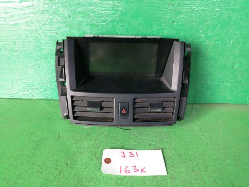 Монитор Nissan Teana J31 (б/у)