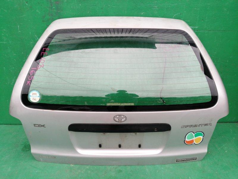 Дверь задняя Toyota Sprinter EE103 (б/у)