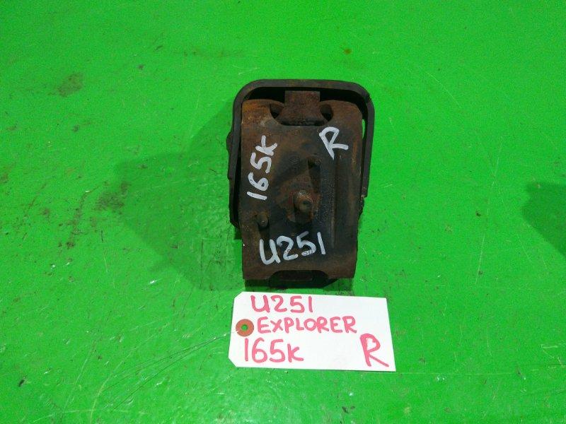 Подушка Ford Explorer U251 правая (б/у)