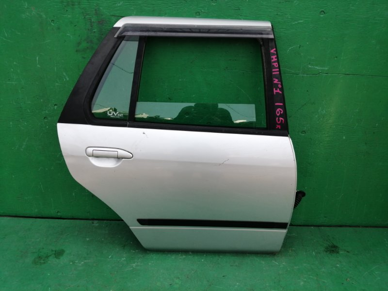 Дверь Nissan Primera P11 задняя правая (б/у) N1