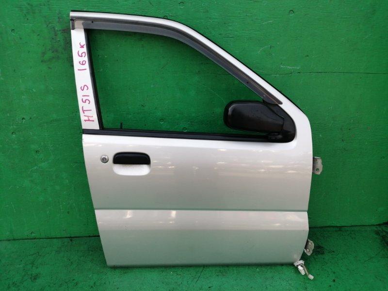 Дверь Suzuki Swift HT51S передняя правая (б/у)