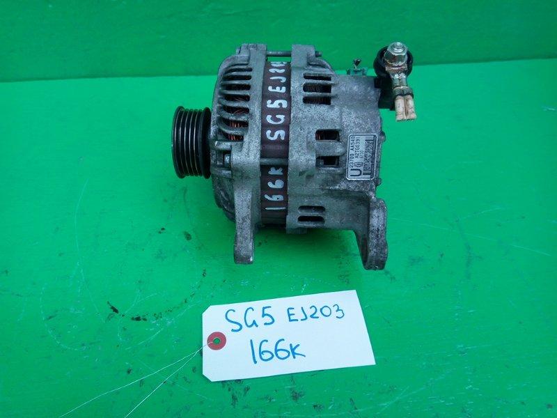 Генератор Subaru Forester SG5 EJ203 (б/у)