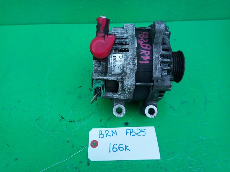 Генератор Subaru Legacy BRM FB25 (б/у)