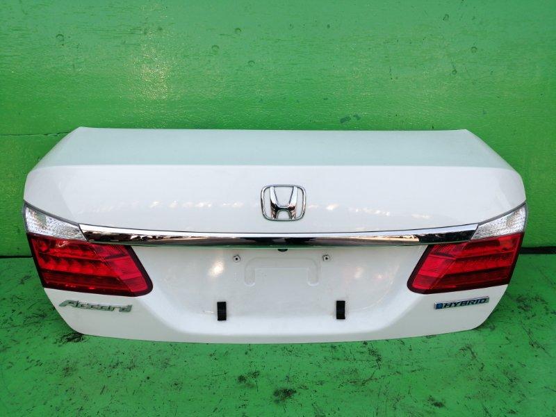 Крышка багажника Honda Accord CR6 2014 (б/у)