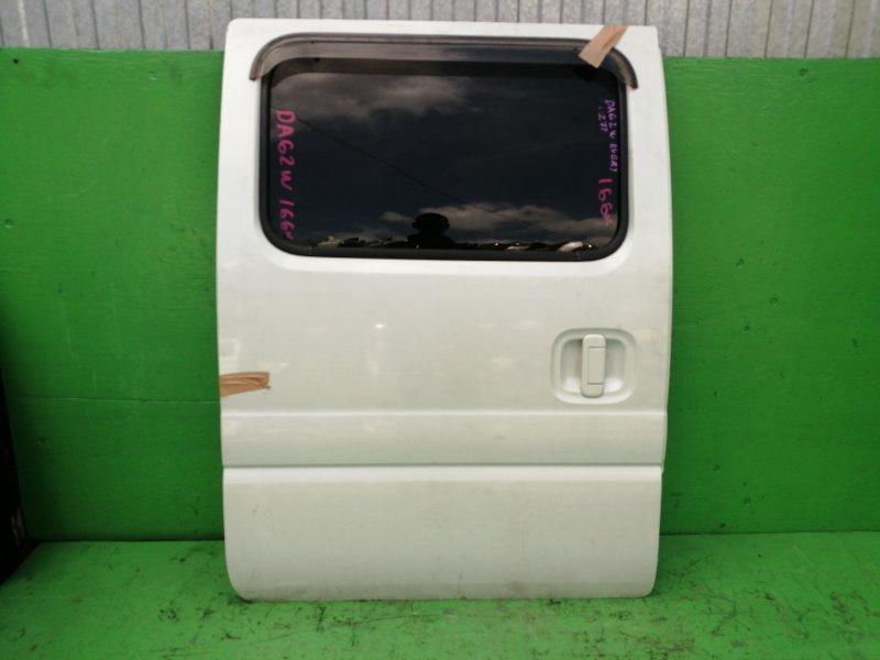 Дверь Suzuki Every DA62W задняя правая (б/у)