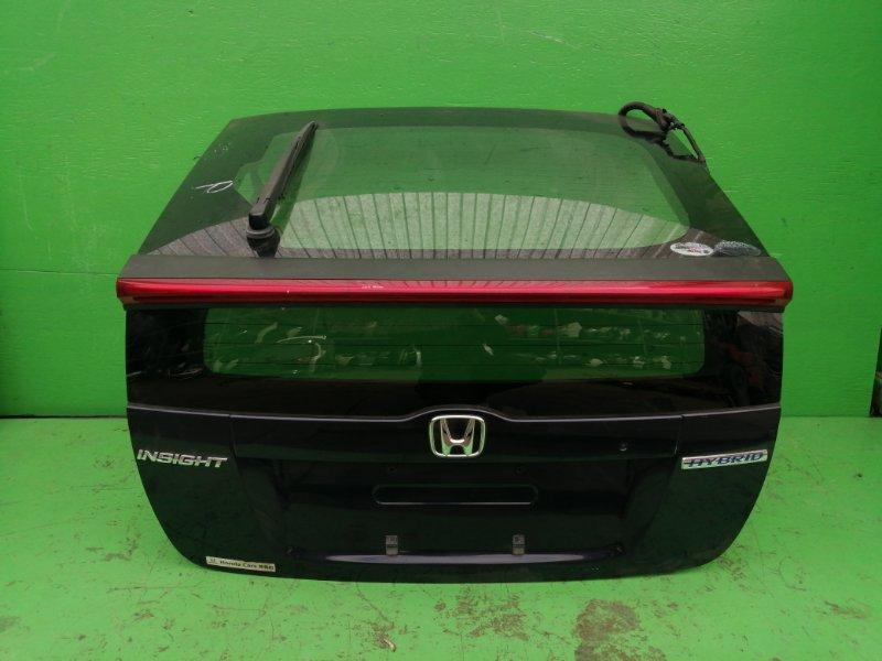 Дверь задняя Honda Insight ZE2 (б/у)
