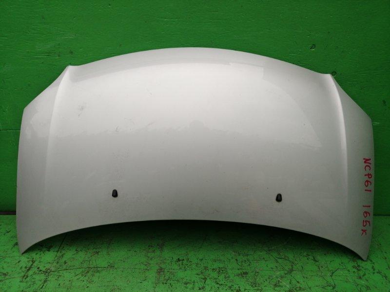 Капот Toyota Ist NCP61 (б/у)