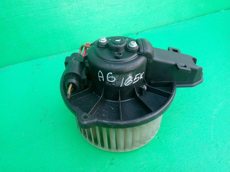 Мотор печки Audi A6 C5 (б/у)