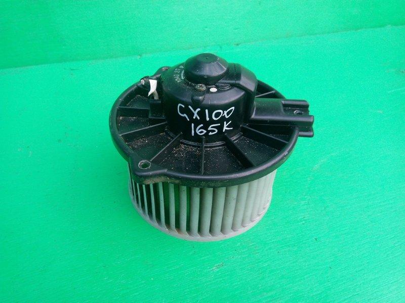 Мотор печки Toyota Mark Ii GX100 (б/у)