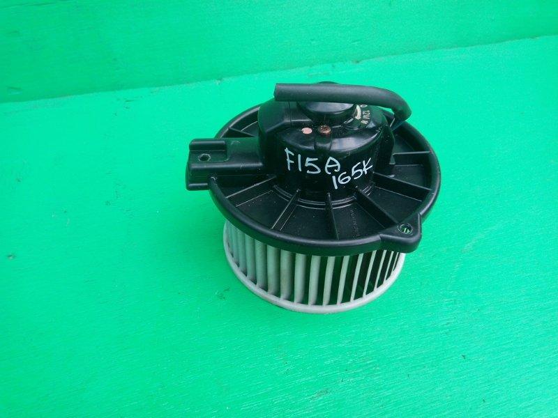 Мотор печки Mitsubishi Diamante F15A (б/у)