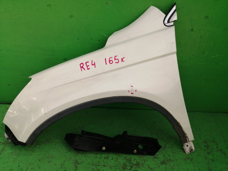 Крыло Honda Crv RE4 переднее левое (б/у)