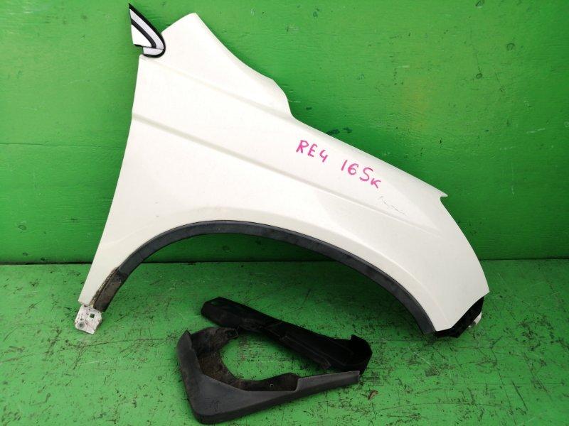 Крыло Honda Crv RE4 переднее правое (б/у)
