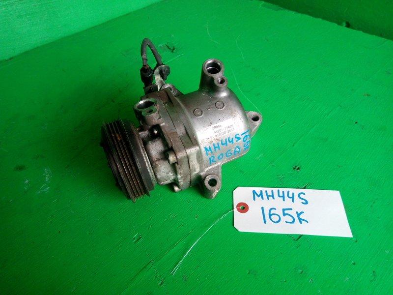 Компрессор кондиционера Suzuki Wagon R MN44S R06A (б/у)