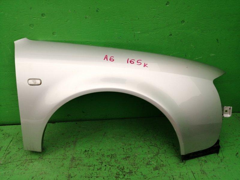 Крыло Audi A6 C5 переднее правое (б/у)