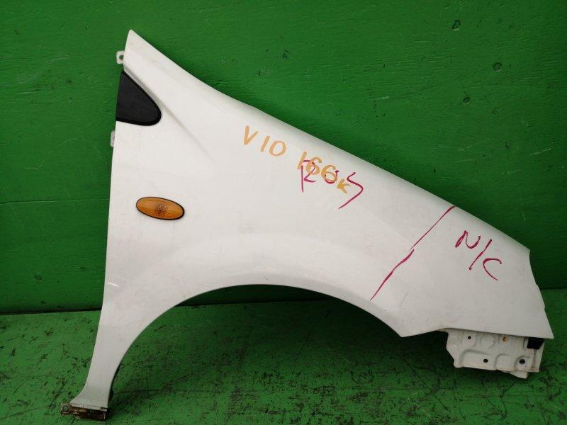 Крыло Nissan Tino V10 переднее правое (б/у)