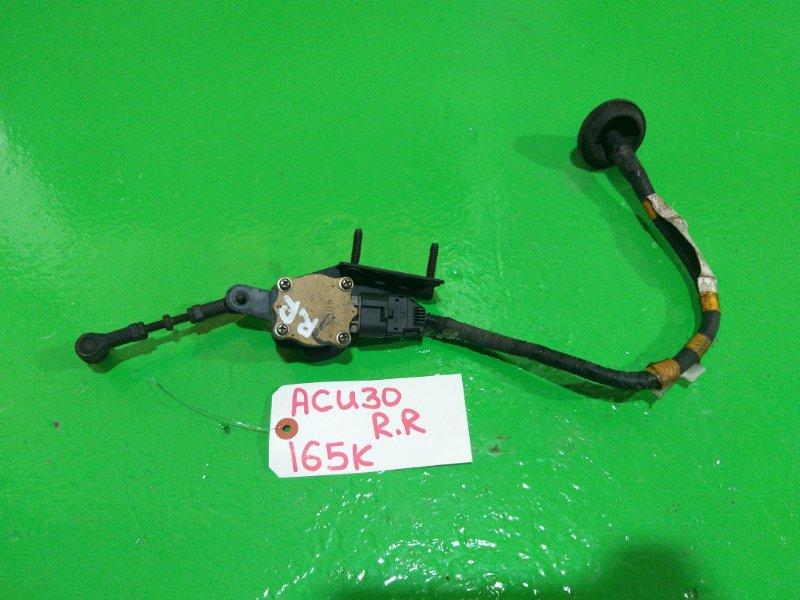 Корректор фар Toyota Harrier ACU30 задний правый (б/у)