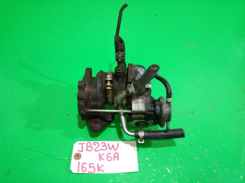 Турбина Suzuki Jimny JB23W K6A-T (б/у)