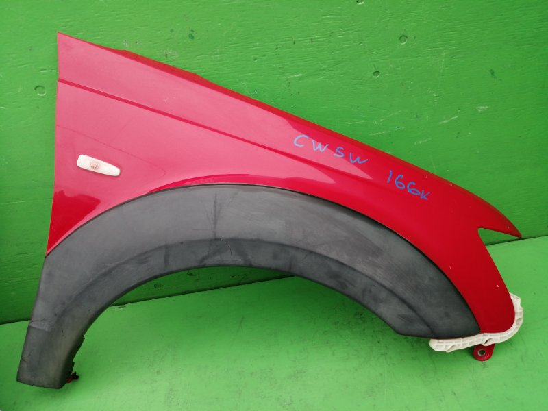 Крыло Mitsubishi Outlander CW5W переднее правое (б/у)