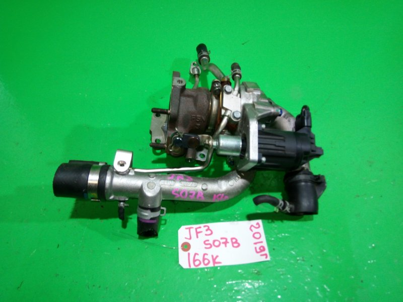 Турбина Honda N-Box JF3 S07B (б/у)