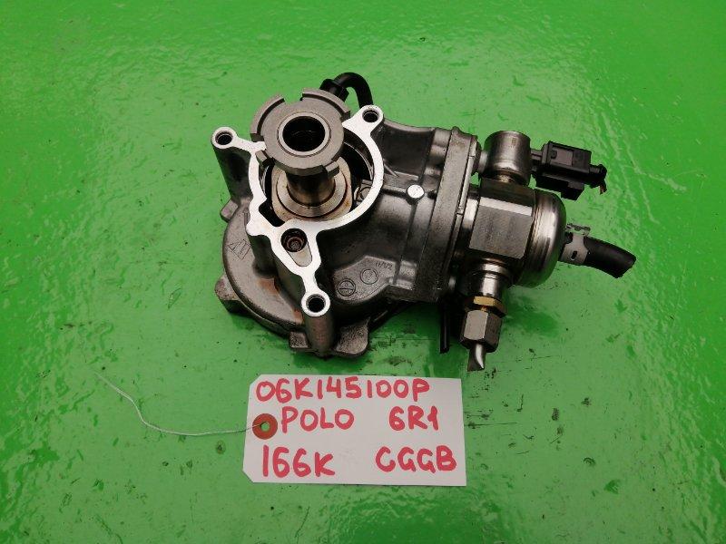 Тнвд Volkswagen Polo 6R1 CGGB (б/у)