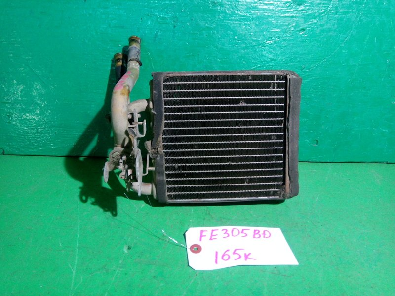 Радиатор печки Mitsubishi Canter FE305BD (б/у)