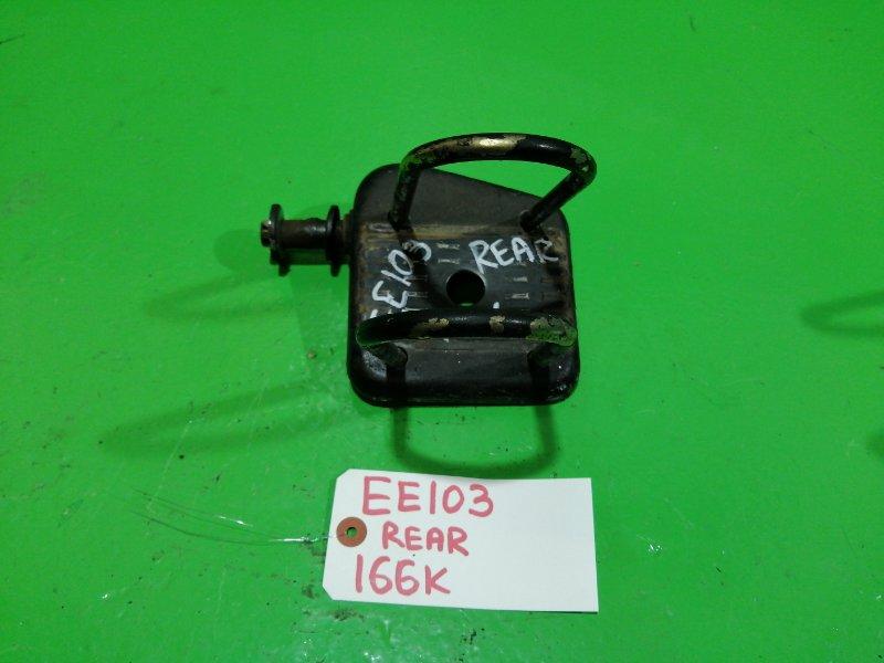 Стремянка рессоры Toyota Corolla EE103 задняя (б/у)