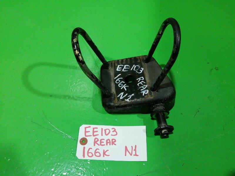 Стремянка рессоры Toyota Corolla EE103 задняя (б/у) N 1