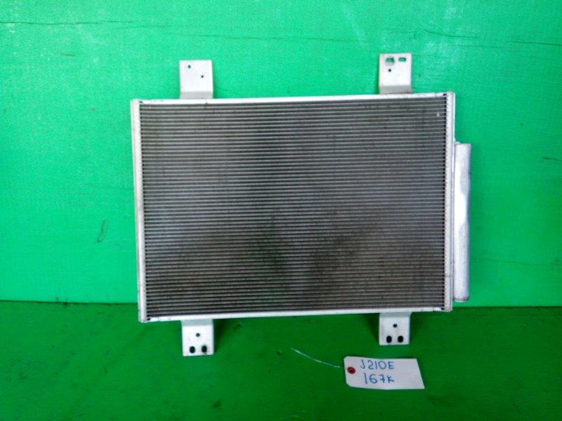 Радиатор кондиционера Toyota Rush J210E 3SZ-FE (б/у)