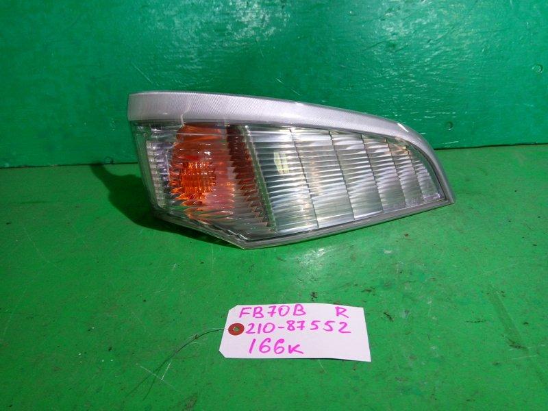 Габарит Mitsubishi Canter FB70B правый (б/у)