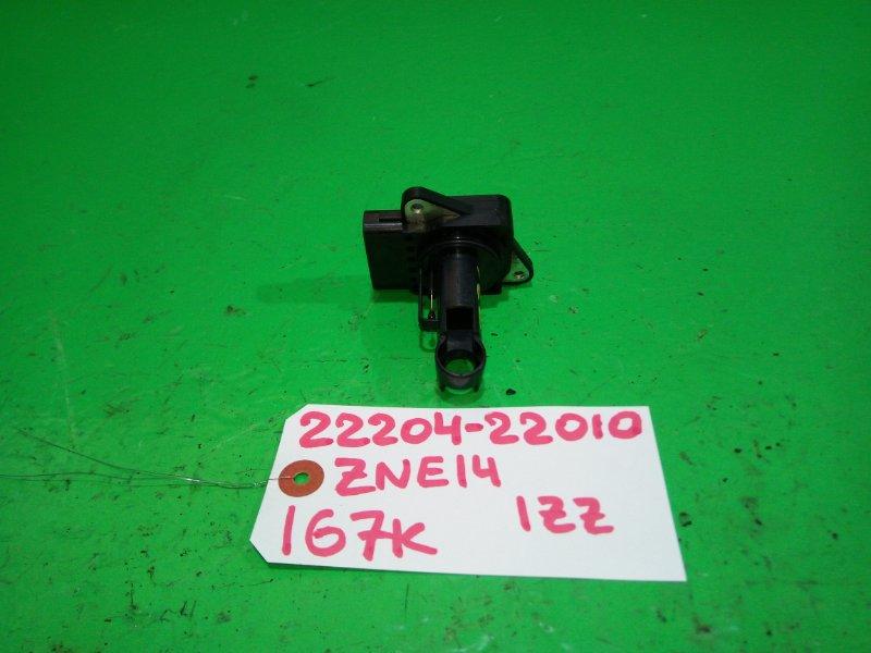 Датчик потока воздуха Toyota Wish ZNE14 1ZZ-FE (б/у)