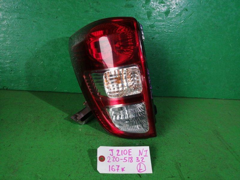 Стоп-сигнал Toyota Rush J210E левый (б/у) N1
